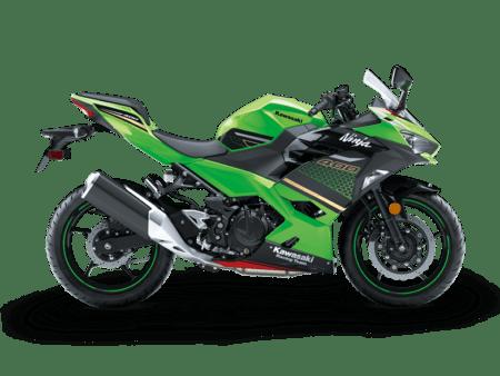Ninja 400 2018-2020